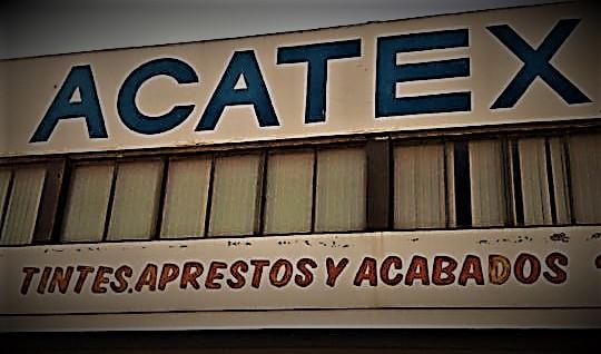 Acatex s.l. Acabado de textiles